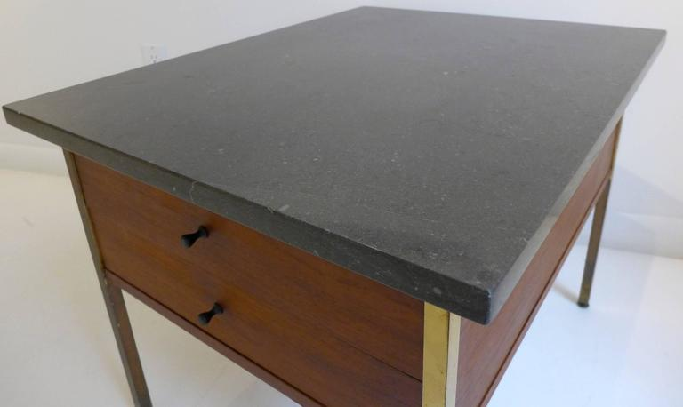Mid-20th Century Milo Baughman End Table for Arch Gordon For Sale
