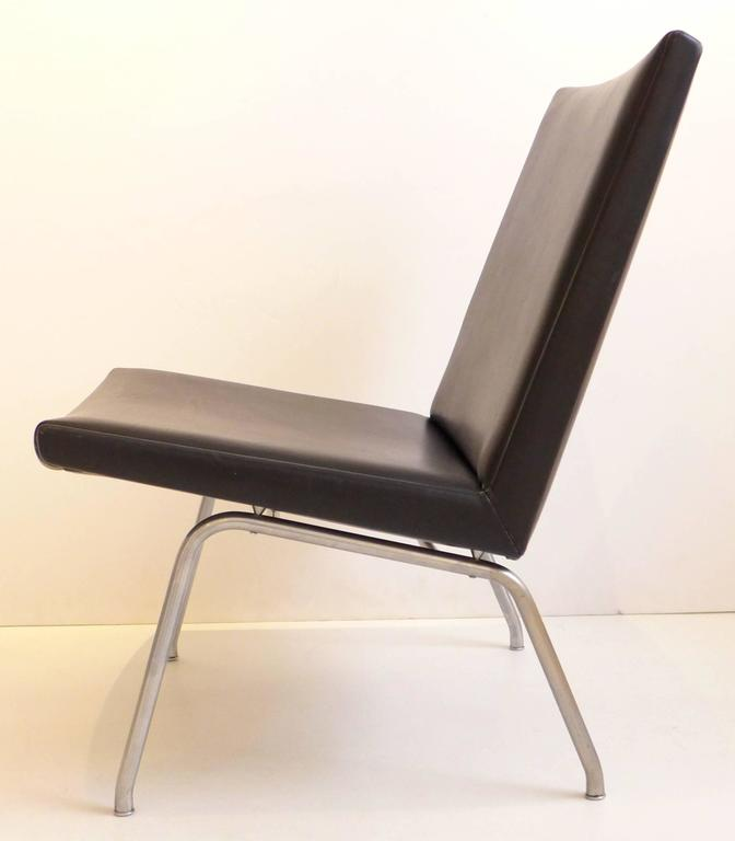 Hans Wegner Airport Chair In Good Condition For Sale In New York, NY
