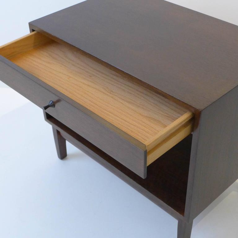 20th Century Pair of Calvin Furniture Nightstands For Sale