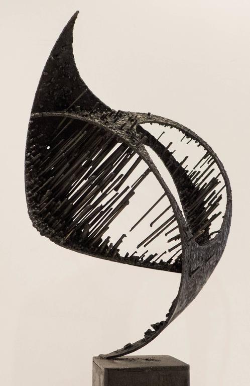 Brutalist James Bearden Sculpture,