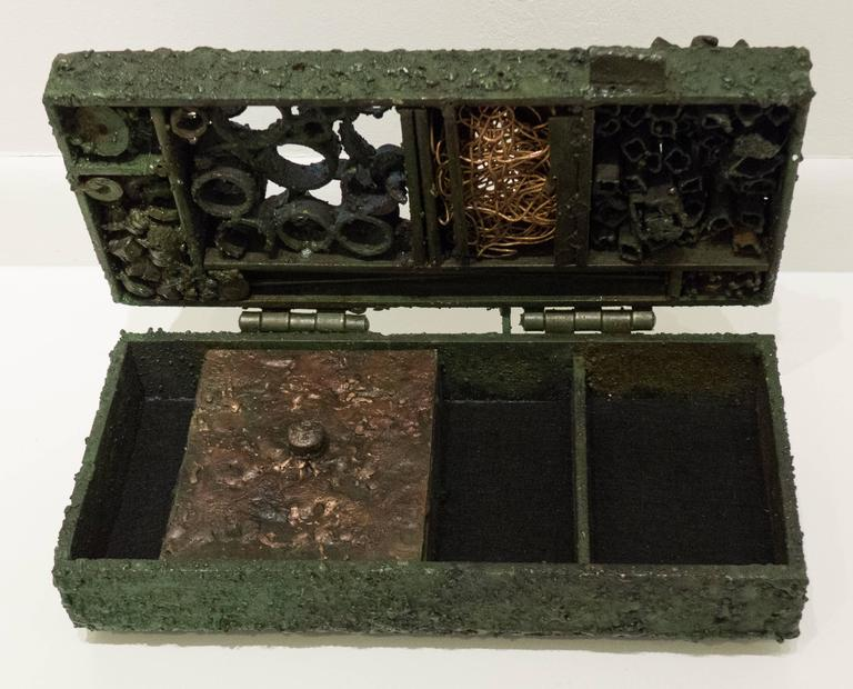 James Bearden Segment Jewelry Box In Excellent Condition For Sale In New York, NY
