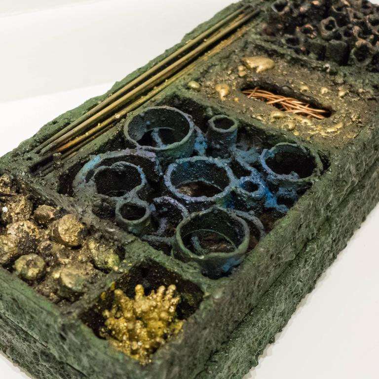 James Bearden Segment Jewelry Box For Sale 1
