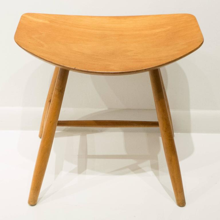 Ejvind Johansson Stool for FDB Mobler 5