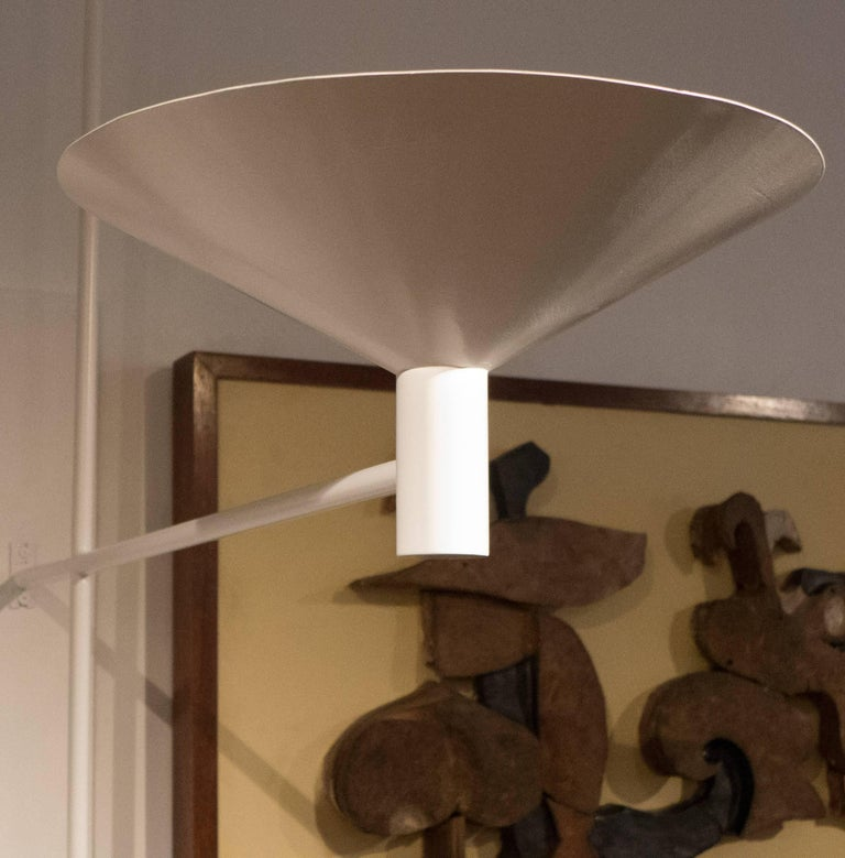 American Unique Elaine Lustig Cohen Wall Lamp For Sale