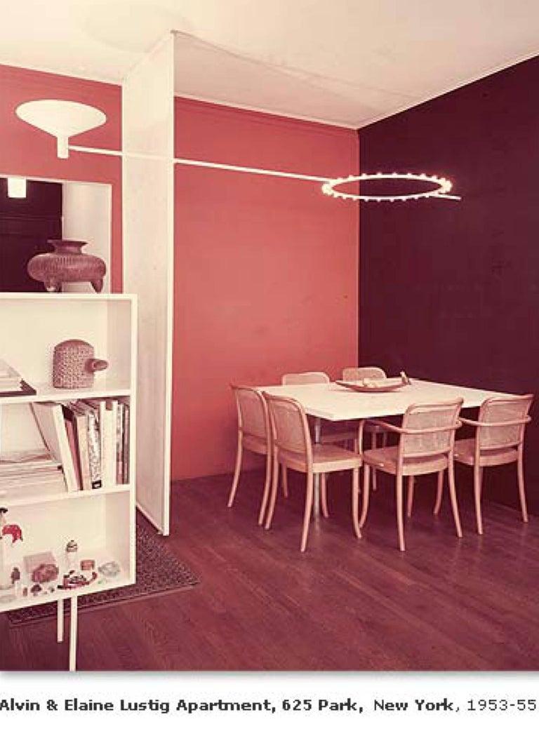 Unique Elaine Lustig Cohen Wall Lamp For Sale 1