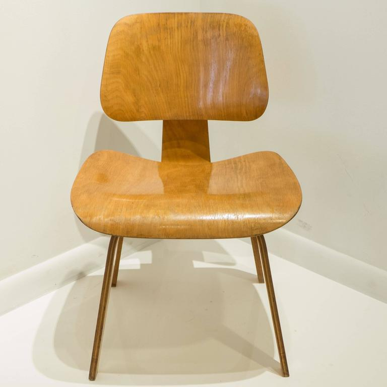 American Early Eames DCW for Evans Products For Sale