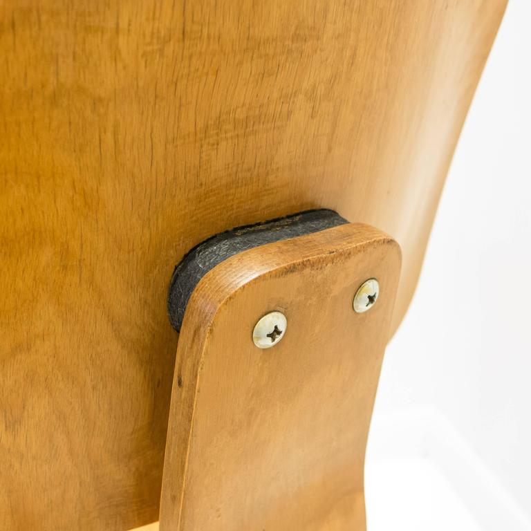 Birch Early Eames DCW for Evans Products For Sale