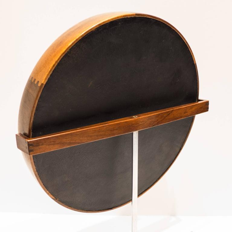 Uno and Osten Kristiansson Table Mirror for Luxus For Sale 2