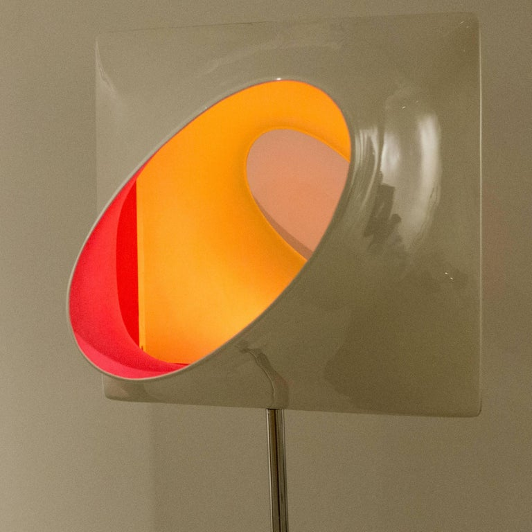 Karim Rashid Prototype Light Sculpture In Excellent Condition For Sale In New York, NY