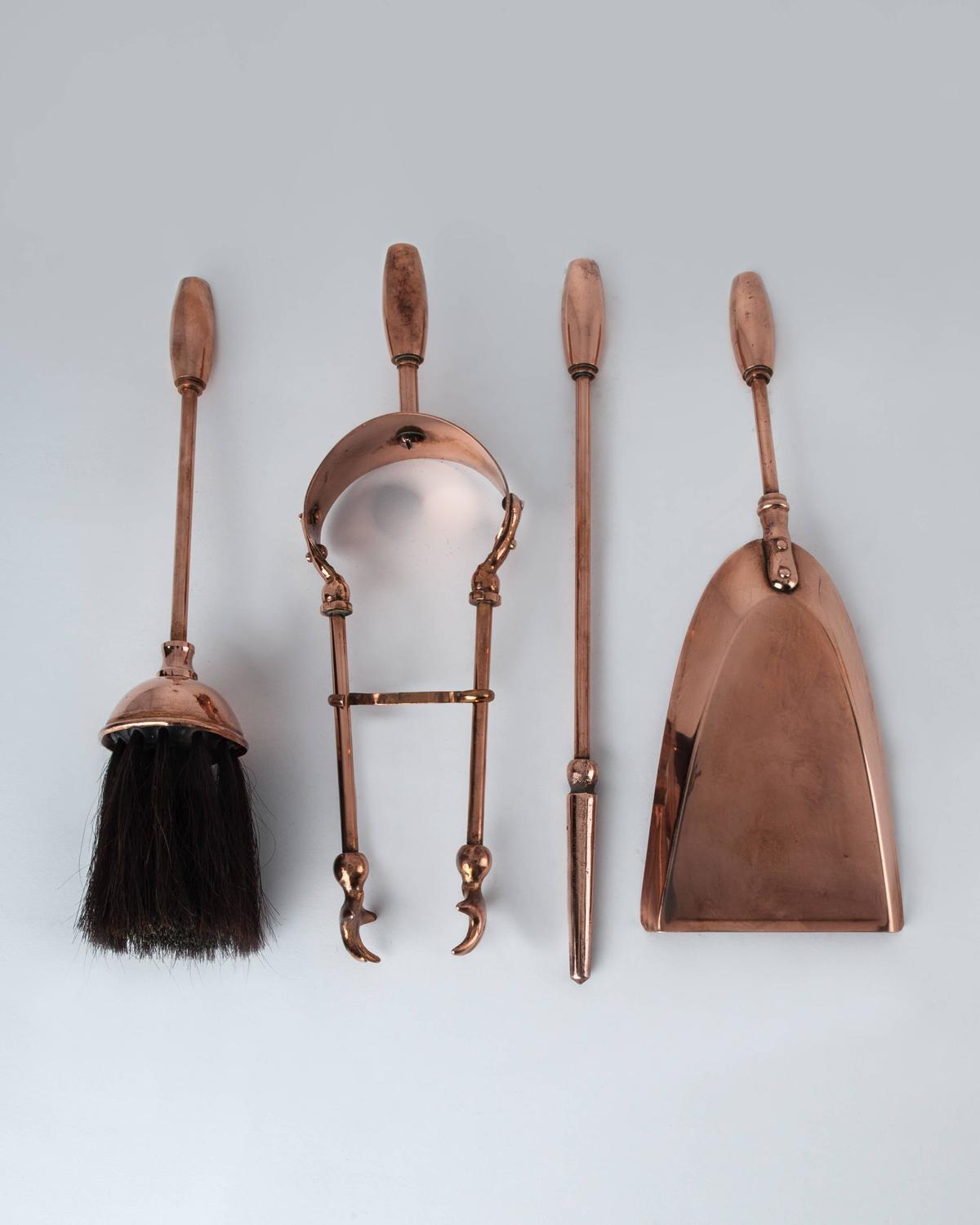 copper fireplace tools 28 images copper fireplaces and tool