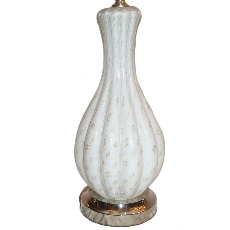 Single Murano Table Lamp
