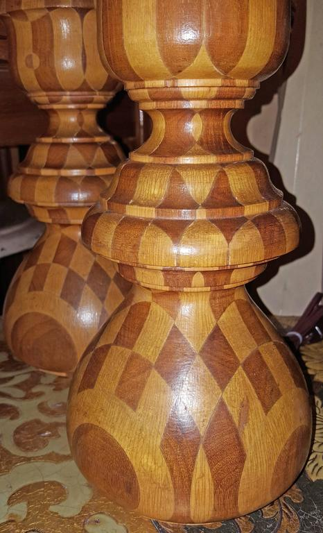 American Pair of Table Lamps For Sale