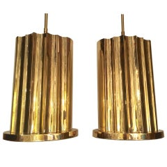 Pair of Midcentury Italian Table Lamps