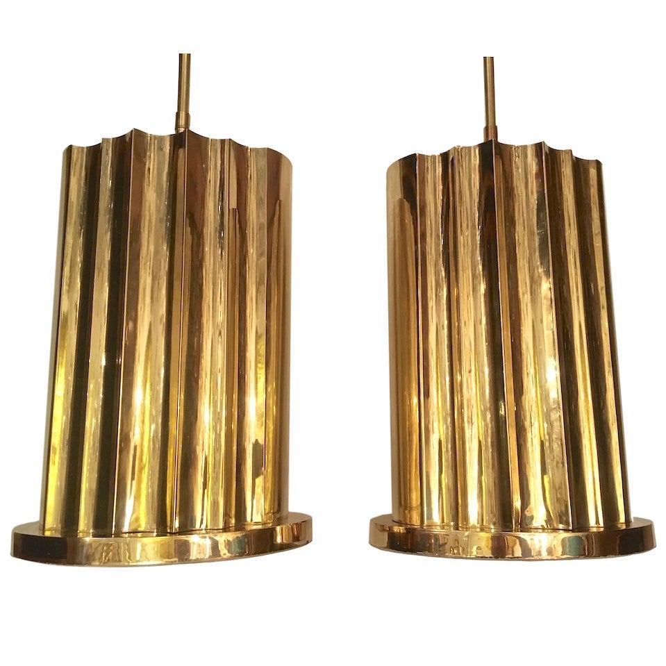 Pair of Midcentury Italian Table Lamps