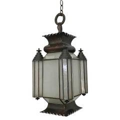 Moroccan Style Copper Lantern