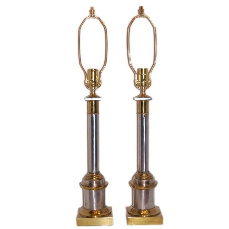 Modern Column Table Lamps
