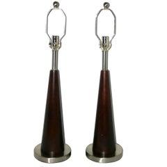 Moderne Wooden Lamps