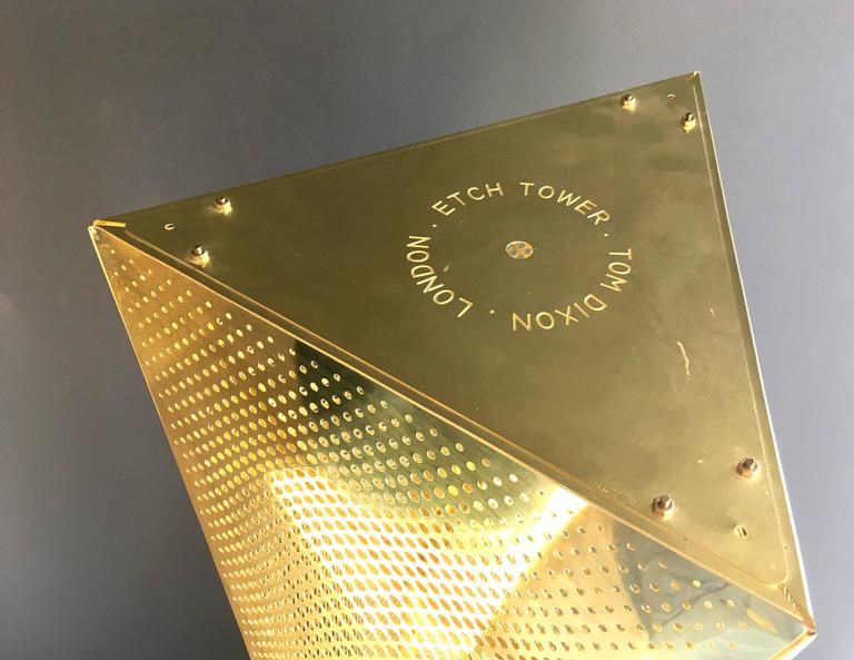 Etch Tower Us By Tom Dixon For Sale At 1stdibs