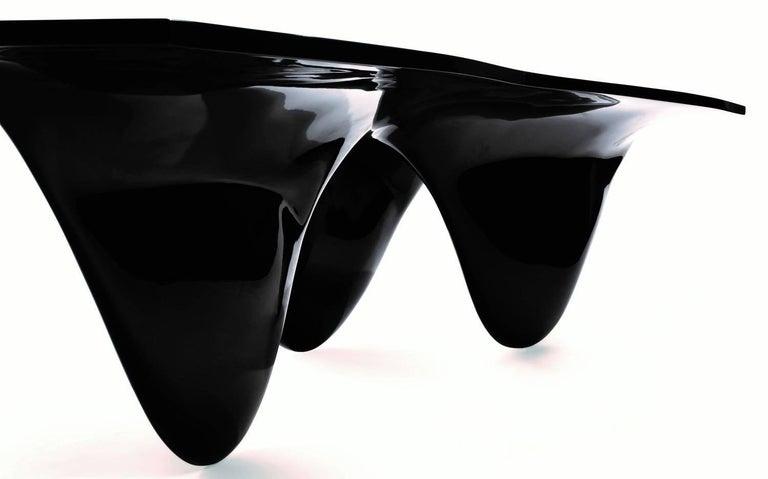British Aqua Table by Zaha Hadid for Established & Sons For Sale