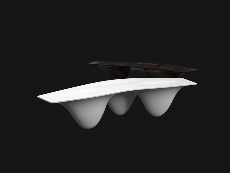 Aqua Table by Zaha Hadid for Established & Sons For Sale 1