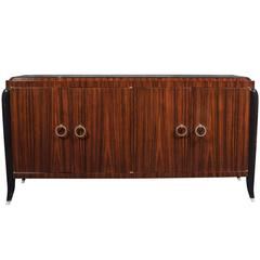 Art Deco Inspired Indian Rosewood Sideboard
