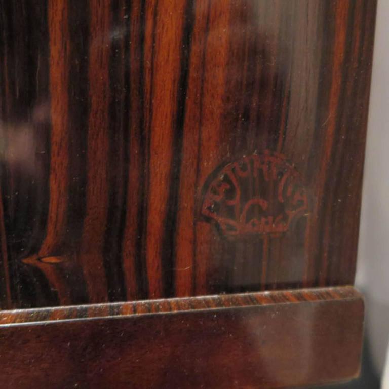 Louis Majorelle French Art Deco Sideboard in Macassar Ebony 9