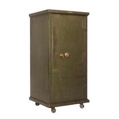 Vintage Steel Safe-Cabinet Co. Safe
