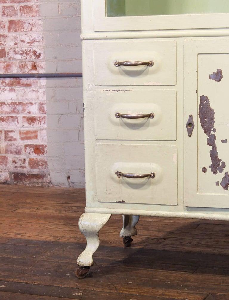 Antique Medical Cabinet For Sale 6