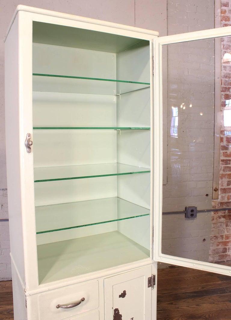 Antique Medical Cabinet For Sale 7
