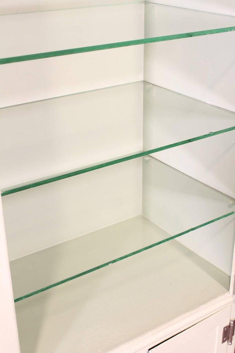 Antique Medical Cabinet For Sale 8