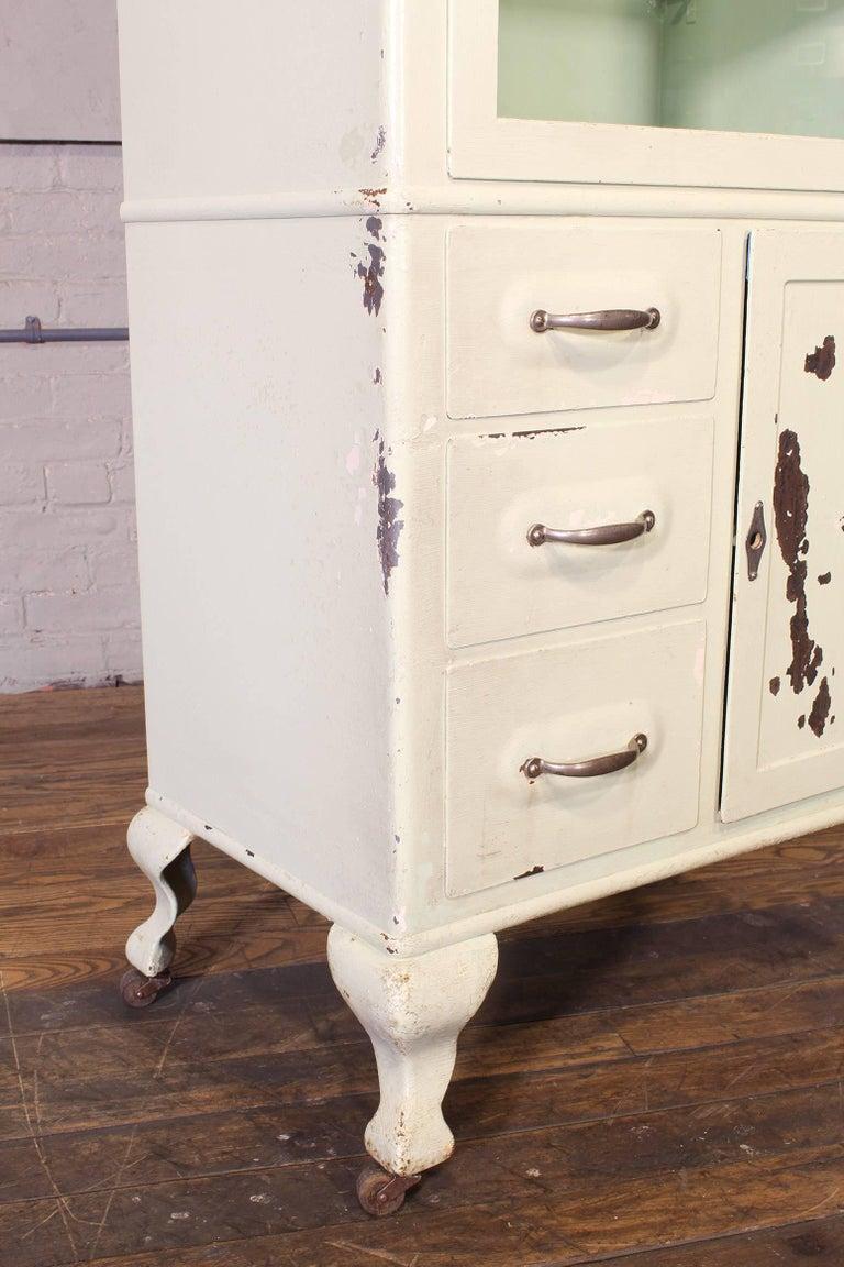 Antique Medical Cabinet For Sale 9