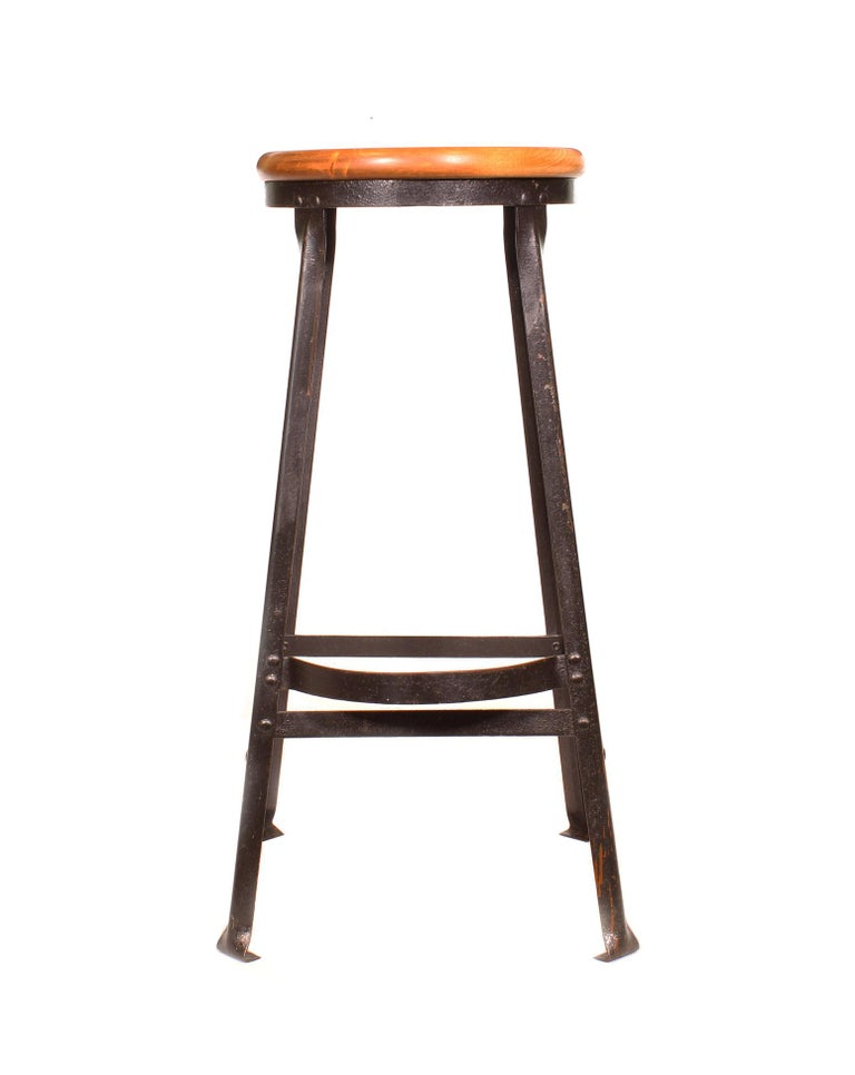 Factory Shop Bar Stool For Sale 4