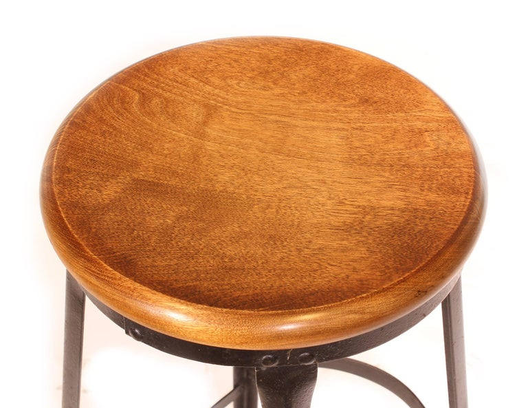 Factory Shop Bar Stool For Sale 5