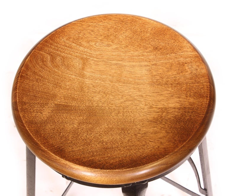 Factory Shop Bar Stool For Sale 6