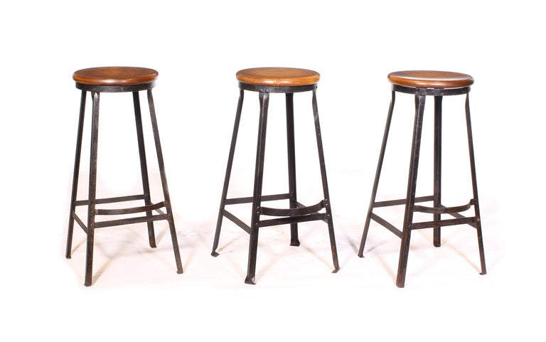 Factory Shop Bar Stool For Sale 10