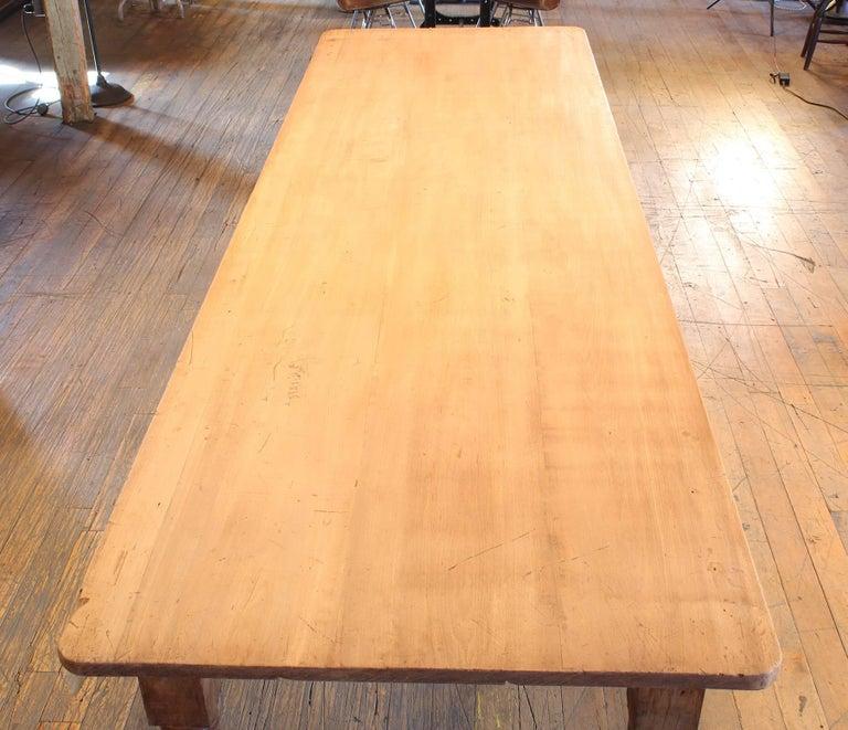 Harvest / Farm Dining Table For Sale 3