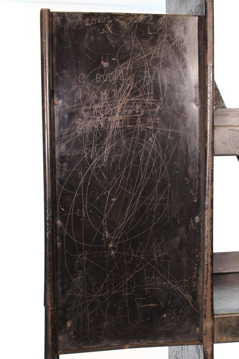 Vintage Gargoyle Mobil Oil Metal Display Rack For Sale 14