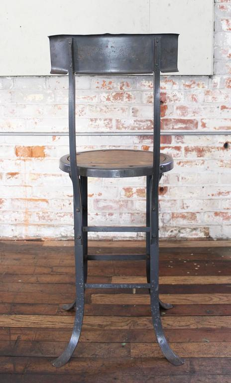 Vintage Industrial Rustic Wood And Metal Bar Kitchen