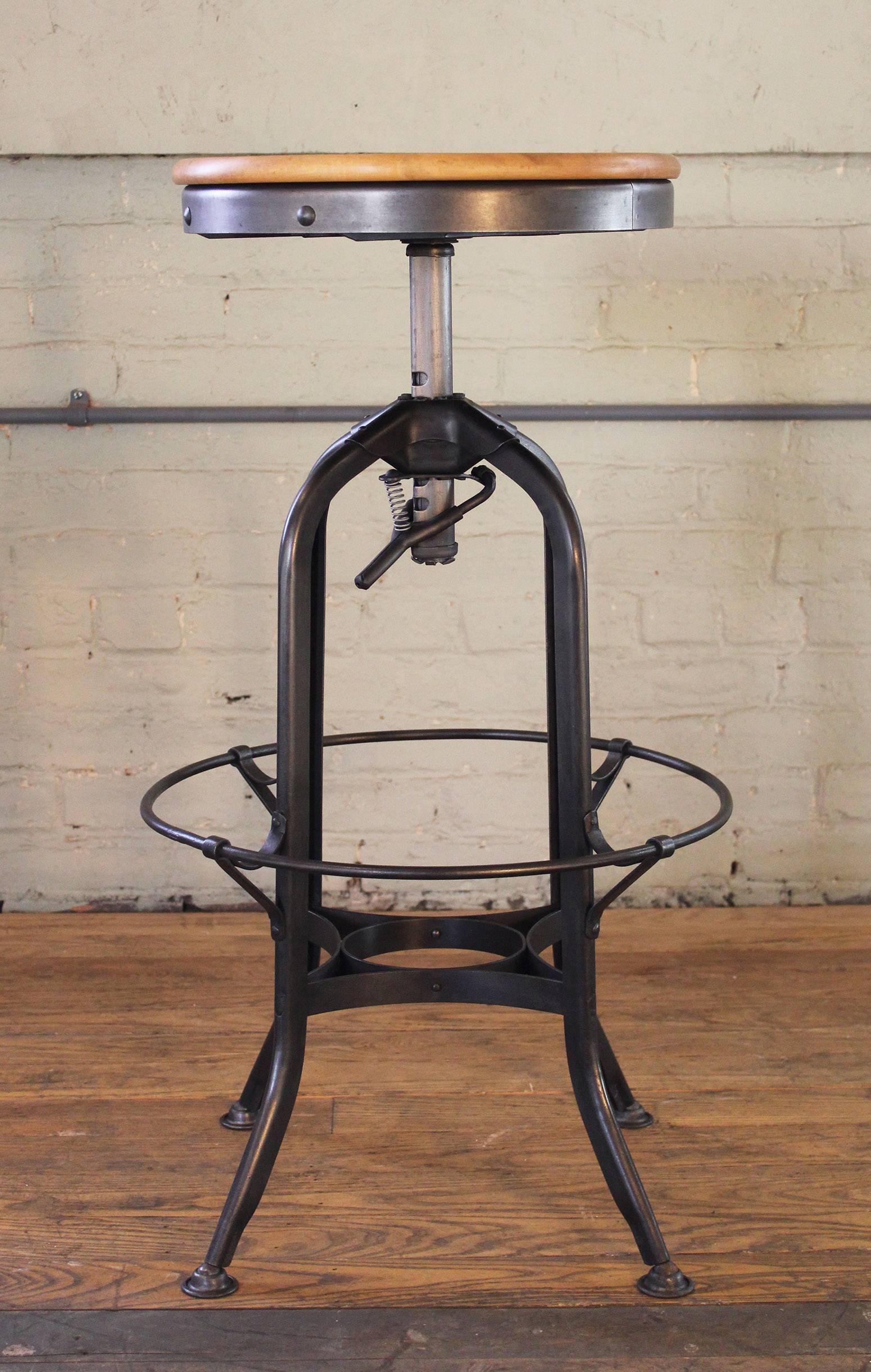 Vintage Toledo Bar Stool Uk Vintage Bar Chair Model