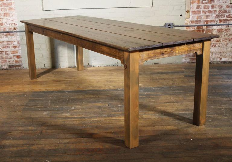 Pine Tops Were Originally Used As Sorting Tables In New England Beautifully Aged Wood