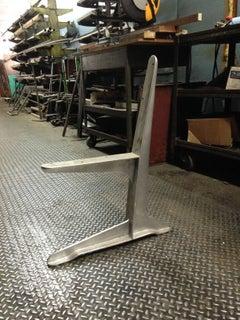 4 Aluminum Bench Legs