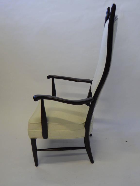 Mid-20th Century Mid-Century Paolo Buffa Style Chieftain Armchair For Sale