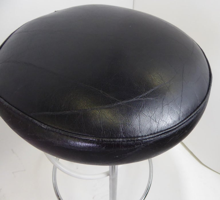 Late 20th Century Javier Mariscal Duplex Bar Stool 1980 Memphis For Sale