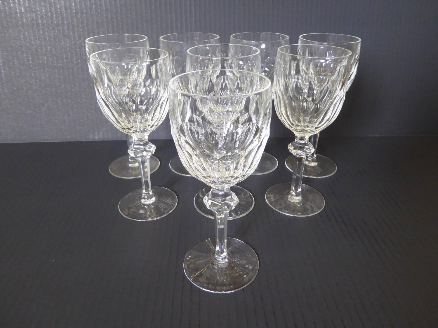 Vintage Waterford Crystal Curraghmore Stemware Service for ...