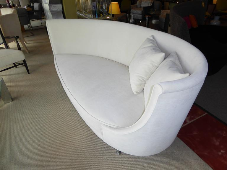 1989 Massimo Iosa Ghini Sofa Newtone Drop for Moroso, Italy 3