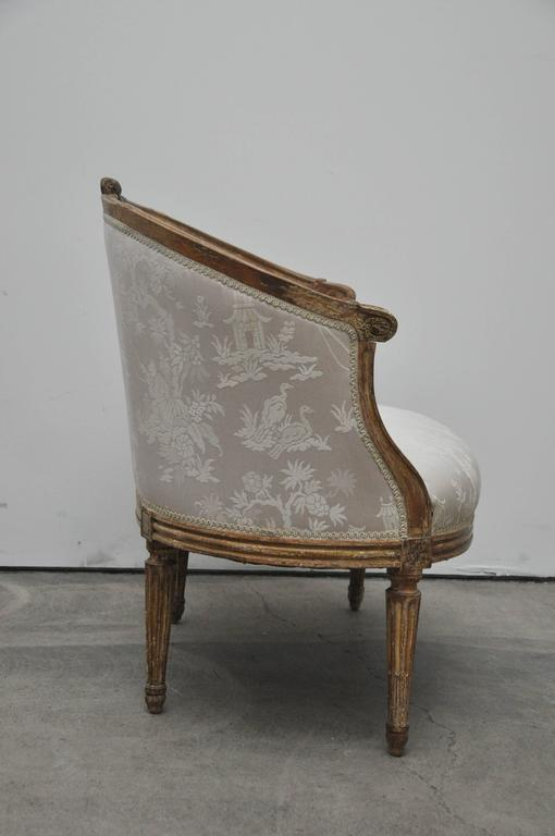 Antique French Settee or Canape For Sale at 1stdibs