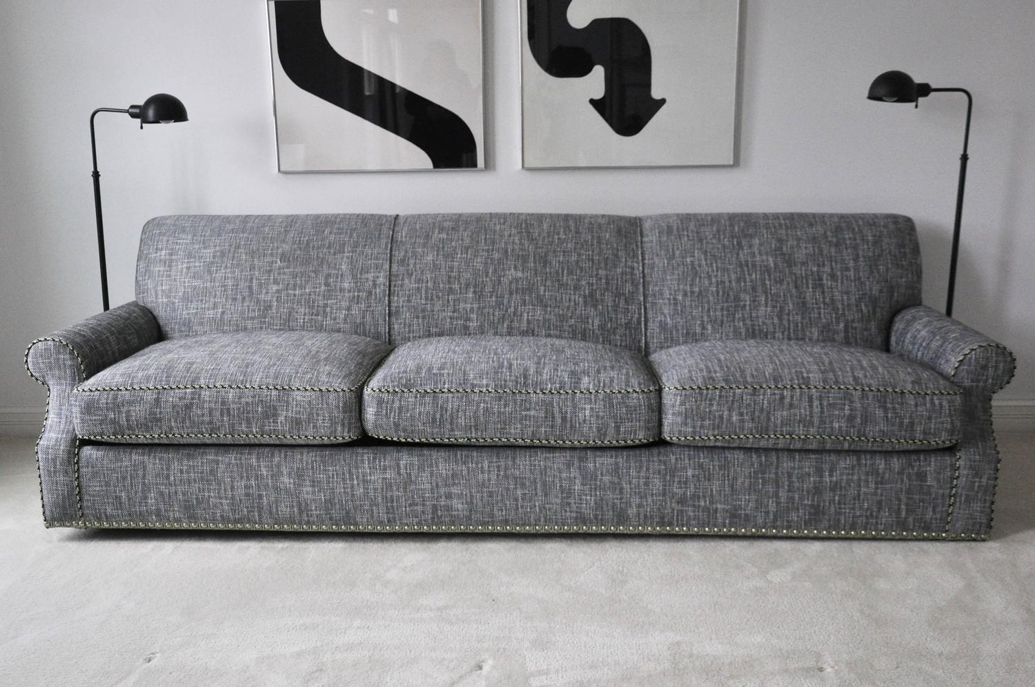 New Custom Made Queen Size Hide A Bed Sofa For Sale At 1stdibs