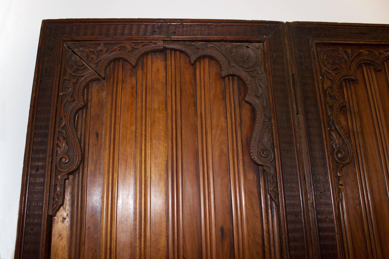 Antique Door Panels or Headboard For Sale at 1stdibs