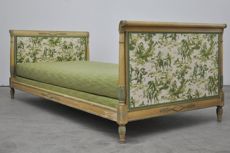 French Directoire Style Daybed For Sale 4