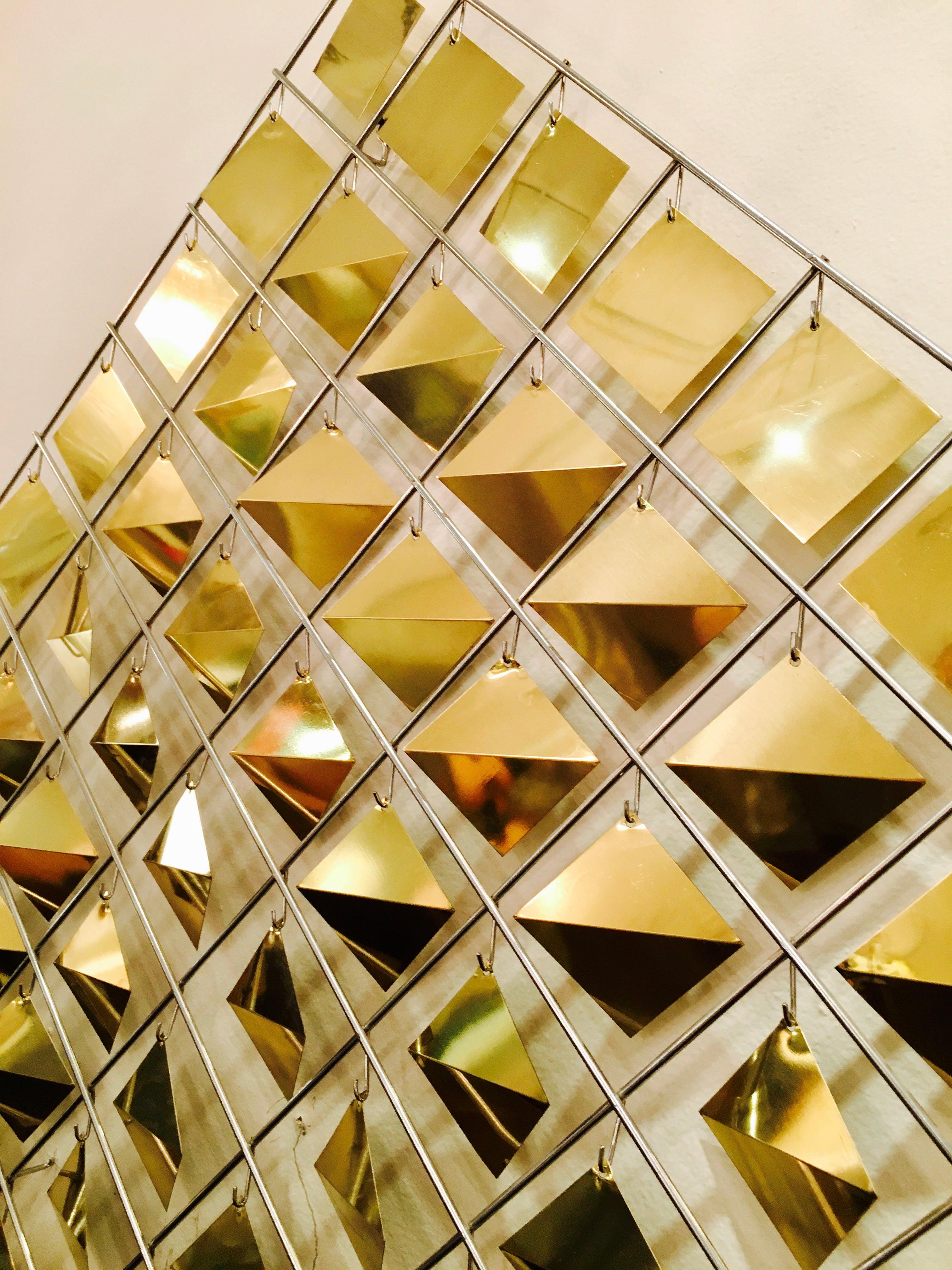 Modern Kinetic Wall Art Adornment - All About Wallart - adelgazare.info